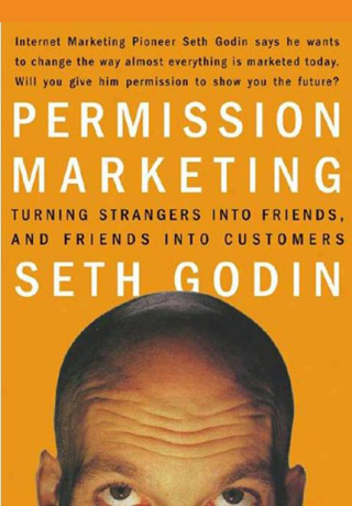 Permission Marketing Book