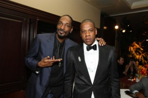 Snoop Dogg and Jay Z