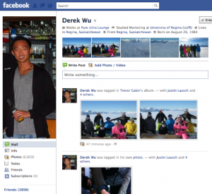 Derek Wu on Facebook