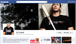 22Fresh Facebook Page