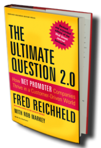 The Ultimate Question 2.0 book