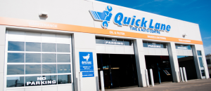 Quicklane Regina, Regina oil changes