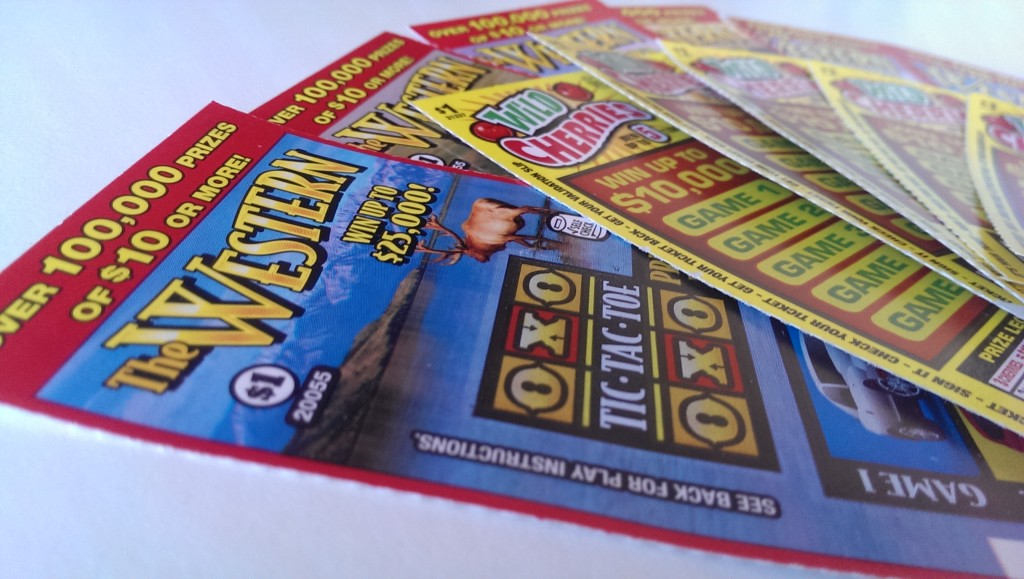 Random Acts of Lottery Tickets - Strategy lab
